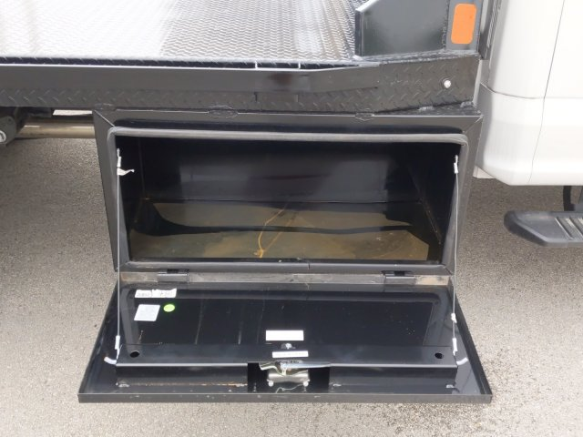 2019 Ford F-550 Super Cab DRW 4x4, CM Truck Beds RD Model Flatbed #TED67916 - photo 3