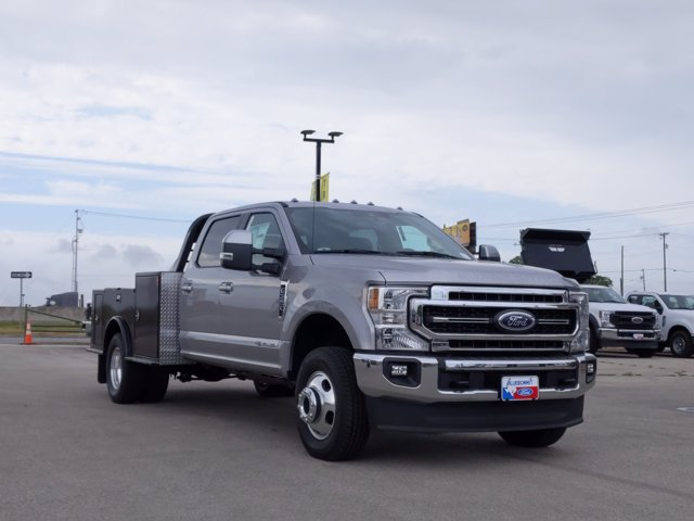 2020 Ford F-350 Crew Cab DRW 4x4, Cab Chassis #TED71301 - photo 1