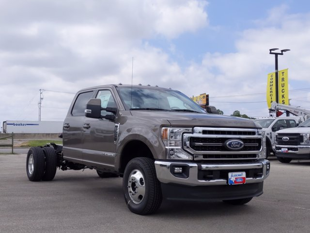 2020 Ford F-350 Crew Cab DRW 4x4, Cab Chassis #TED71303 - photo 1