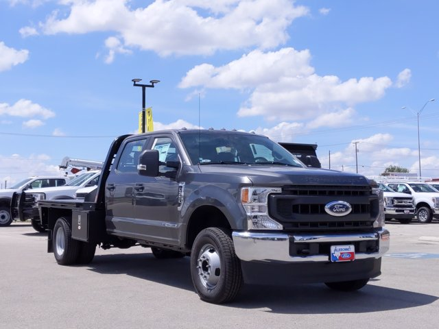 2020 Ford F-350 Crew Cab DRW 4x4, Cab Chassis #TED71308 - photo 1