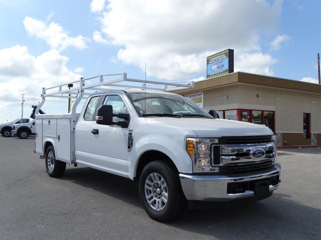 2017 F-350 Super Cab Service Body #TEE07777 - photo 3