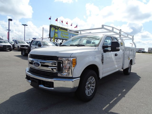 2017 F-350 Super Cab Service Body #TEE07777 - photo 8