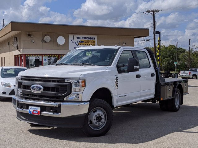 2020 Ford F-350 Crew Cab DRW 4x4, CM Truck Beds Platform Body #TEE12111 - photo 1