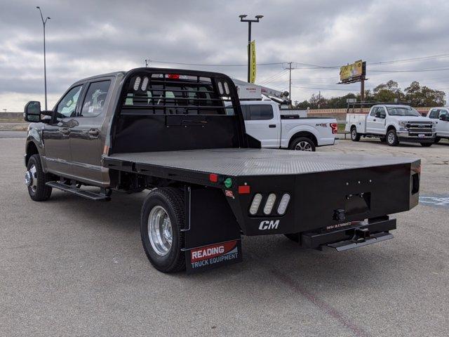 2020 Ford F-350 Crew Cab DRW 4x4, CM Truck Beds Platform Body #TEE12646 - photo 1
