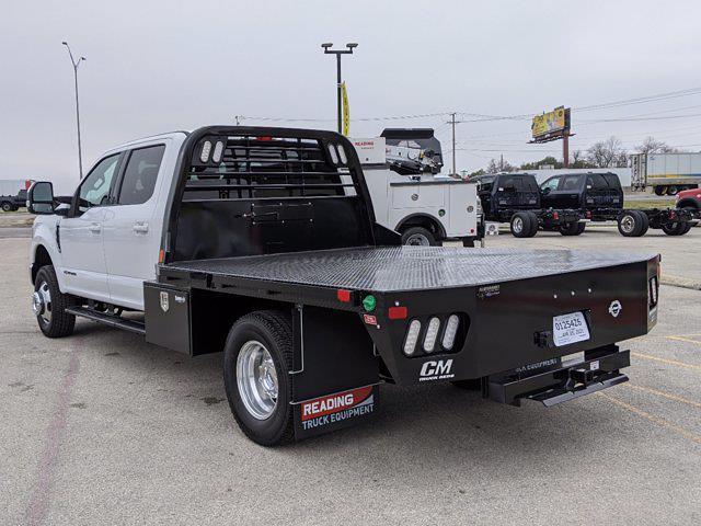 2020 Ford F-350 Crew Cab DRW 4x4, CM Truck Beds Platform Body #TEE12647 - photo 1
