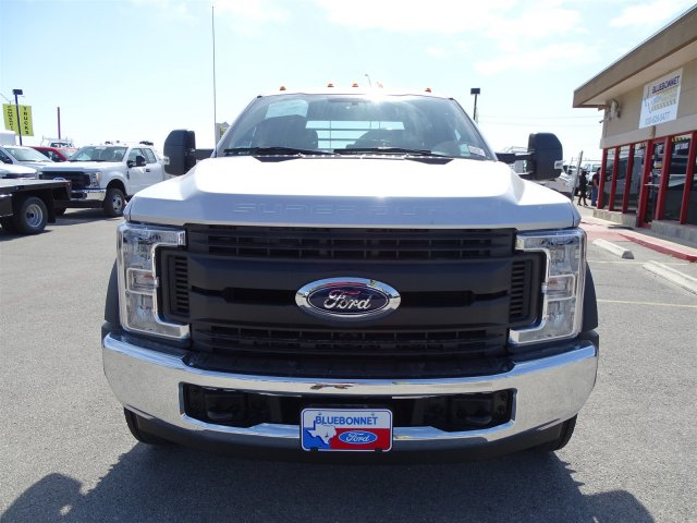 2017 F-550 Super Cab DRW, Flatbed #TEE25638 - photo 17
