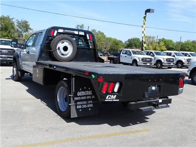 2017 F-550 Super Cab DRW, Flatbed #TEE25638 - photo 14