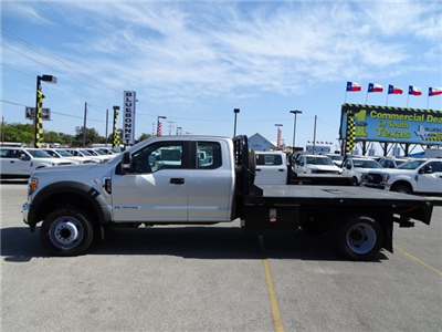 2017 F-550 Super Cab DRW, Flatbed #TEE25638 - photo 15