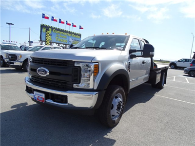 2017 F-550 Super Cab DRW, Flatbed #TEE25638 - photo 16
