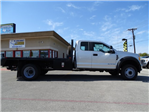 2017 F-550 Super Cab DRW, Flatbed #TEE25638 - photo 12