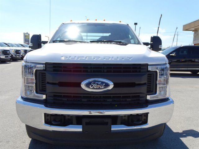 2017 F-350 Crew Cab DRW 4x4, CM Truck Beds RD Model Flatbed #TEE35952 - photo 9