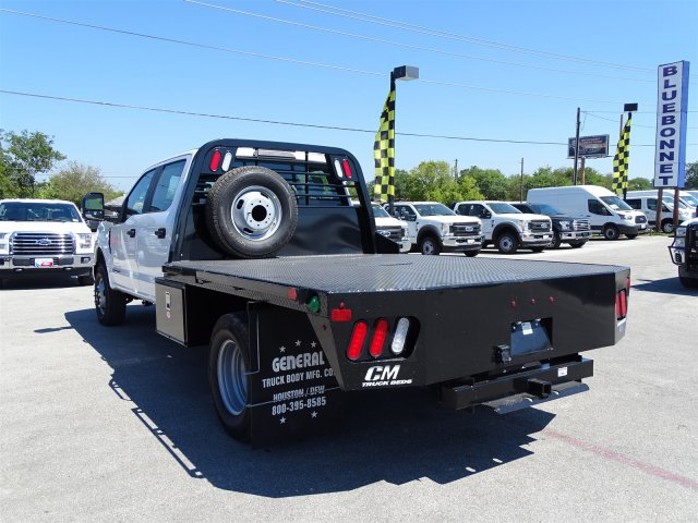 2017 F-350 Crew Cab DRW 4x4, CM Truck Beds RD Model Flatbed #TEE35952 - photo 6