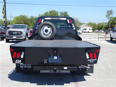 2017 F-350 Crew Cab DRW 4x4, CM Truck Beds RD Model Flatbed #TEE35952 - photo 5