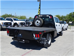 2017 F-350 Crew Cab DRW 4x4, CM Truck Beds RD Model Flatbed #TEE35952 - photo 2