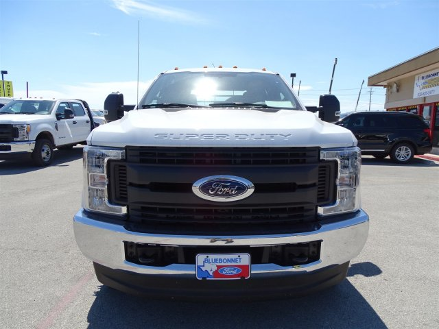 2017 F-350 Crew Cab DRW 4x4, CM Truck Beds SK Model Flatbed #TEE35955 - photo 9