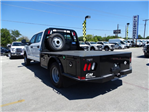 2017 F-350 Crew Cab DRW 4x4, CM Truck Beds SK Model Flatbed #TEE35955 - photo 6