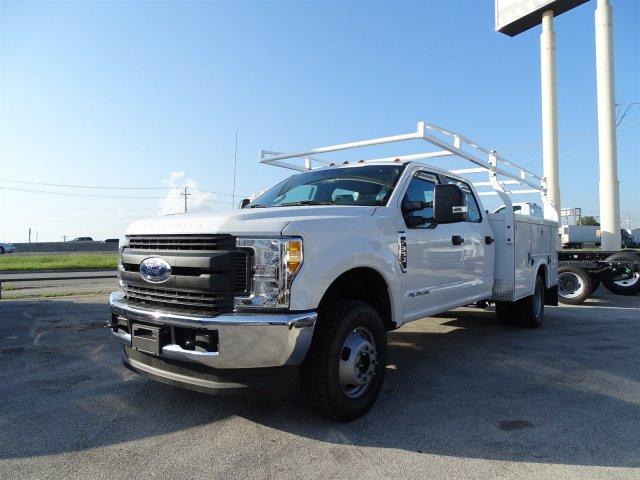 2017 F-350 Crew Cab DRW 4x4, Royal Service Body #TEE36076 - photo 5