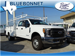 2017 F-350 Crew Cab DRW 4x4, Royal Service Body #TEE36076 - photo 1