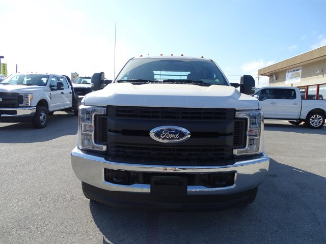 2017 F-350 Crew Cab DRW 4x4, CM Truck Beds RD Model Flatbed #TEE36082 - photo 9