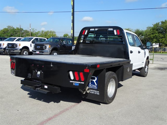 2017 F-350 Crew Cab DRW 4x4, CM Truck Beds RD Model Flatbed #TEE36082 - photo 2
