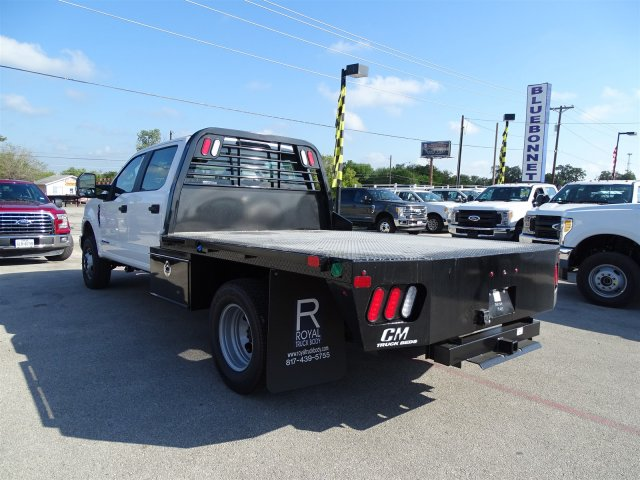 2017 F-350 Crew Cab DRW 4x4, CM Truck Beds RD Model Flatbed #TEE36082 - photo 6