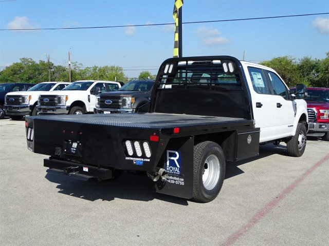 2017 F-350 Crew Cab DRW 4x4, CM Truck Beds RD Model Flatbed #TEE36084 - photo 2