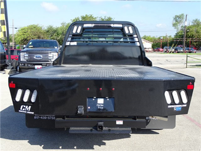 2017 F-350 Crew Cab DRW 4x4, CM Truck Beds RD Model Flatbed #TEE36084 - photo 5