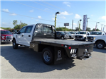 2017 F-350 Crew Cab DRW 4x4, CM Truck Beds RD Model Flatbed #TEE36084 - photo 6