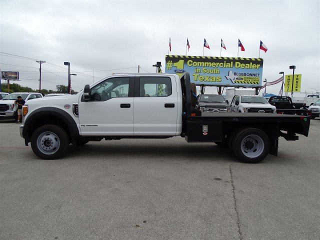 2017 F-550 Crew Cab DRW 4x4, CM Truck Beds RD Model Flatbed #TEE51341 - photo 7