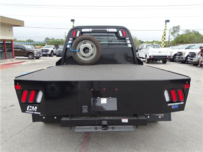 2017 F-550 Crew Cab DRW 4x4, CM Truck Beds RD Model Flatbed #TEE51341 - photo 6