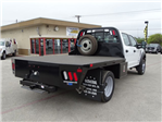 2017 F-550 Crew Cab DRW 4x4, CM Truck Beds RD Model Flatbed #TEE51341 - photo 5