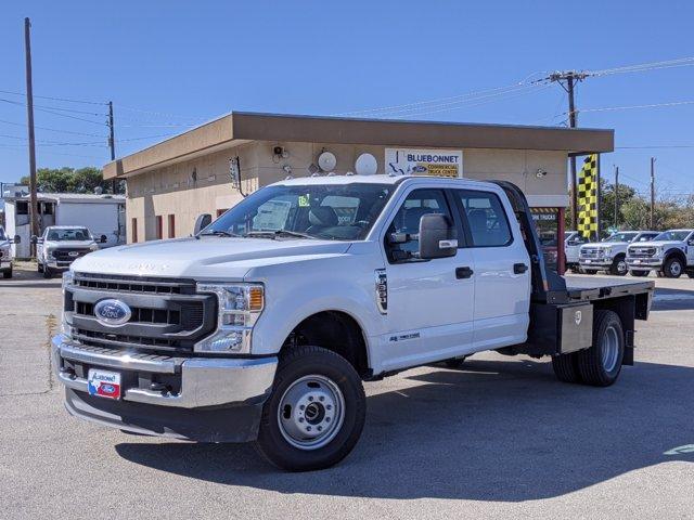 2020 Ford F-350 Crew Cab DRW 4x4, CM Truck Beds Platform Body #TEE52881 - photo 1