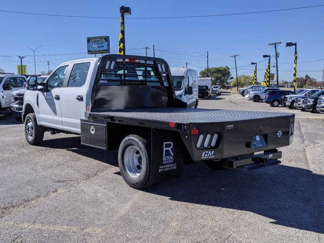 2020 Ford F-350 Crew Cab DRW 4x4, CM Truck Beds Platform Body #TEE53295 - photo 1