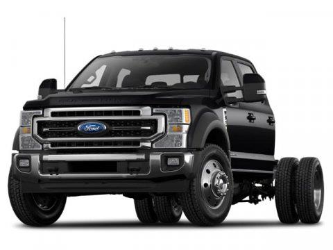 2020 Ford F-550 Crew Cab DRW 4x4, CM Truck Beds Platform Body #TEE53319 - photo 1