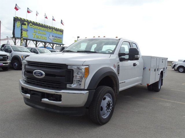 2017 F-550 Super Cab DRW 4x4, Service Body #TEE59158 - photo 9