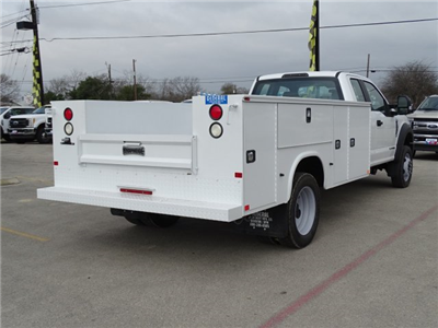 2017 F-550 Super Cab DRW 4x4, Service Body #TEE59158 - photo 2