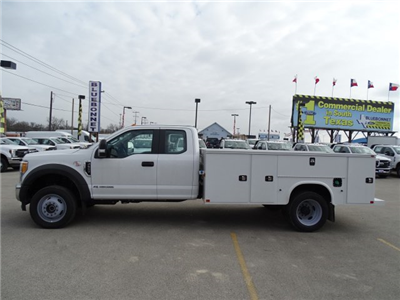2017 F-550 Super Cab DRW 4x4, Service Body #TEE59158 - photo 7