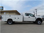 2017 F-550 Super Cab DRW 4x4, Service Body #TEE59158 - photo 4