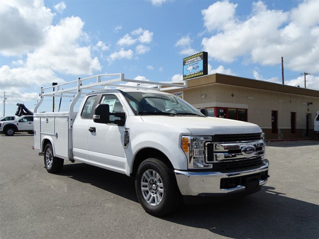 2017 F-250 Super Cab Service Body #TEE59219 - photo 3