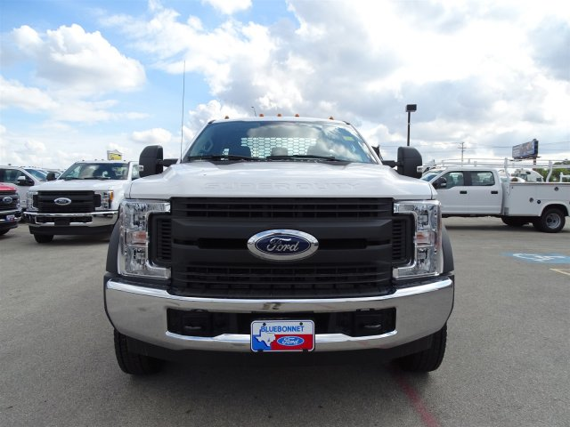 2017 F-550 Regular Cab DRW Flatbed #TEE73256 - photo 8
