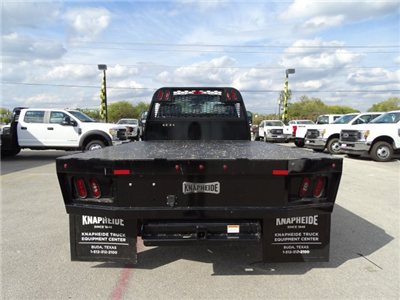 2017 F-550 Regular Cab DRW Flatbed #TEE73256 - photo 4