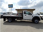 2017 F-550 Regular Cab DRW Flatbed #TEE73256 - photo 3