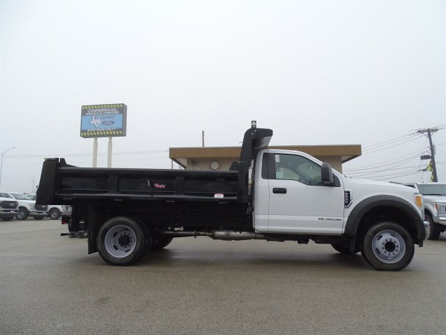 2017 F-550 Regular Cab DRW, Dump Body #TEE87531 - photo 4