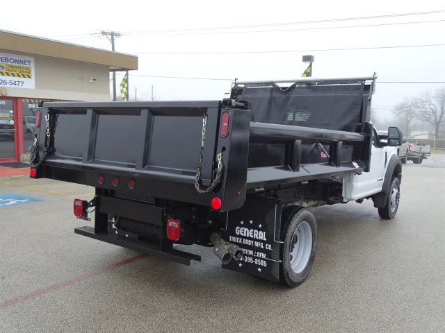 2017 F-550 Regular Cab DRW, Dump Body #TEE87531 - photo 2