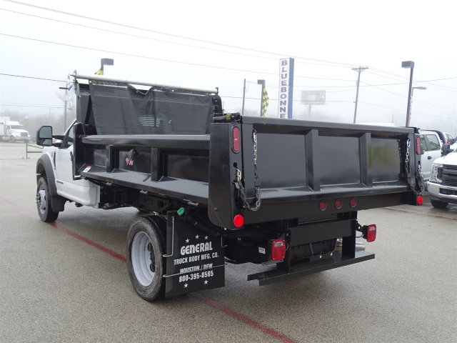 2017 F-550 Regular Cab DRW, Dump Body #TEE87531 - photo 6