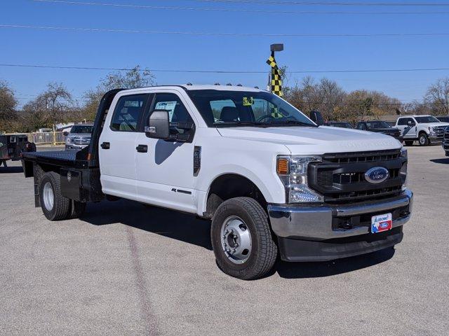 2020 Ford F-350 Crew Cab DRW 4x4, CM Truck Beds Platform Body #TEE90248 - photo 1