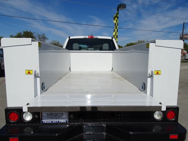 2017 F-250 Crew Cab 4x4 Service Body #TEE95382 - photo 22