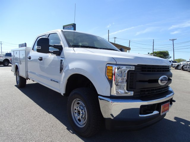 2017 F-250 Crew Cab 4x4 Service Body #TEE95382 - photo 3