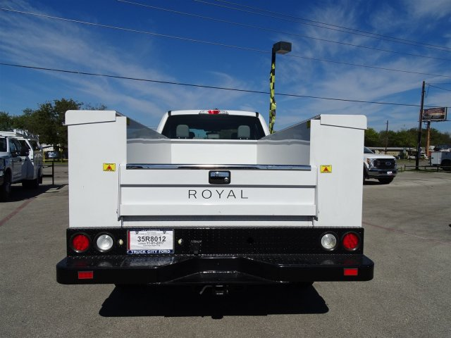 2017 F-250 Crew Cab 4x4 Service Body #TEE95382 - photo 5