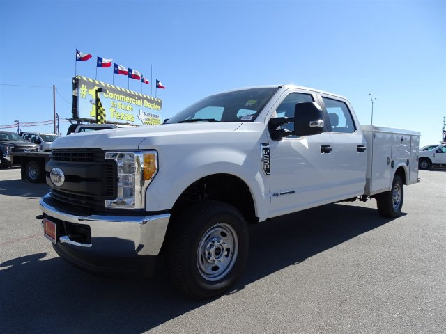 2017 F-250 Crew Cab 4x4 Service Body #TEE95382 - photo 8
